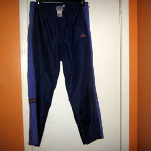 VTG90s Adidas Side Zip Track Pants